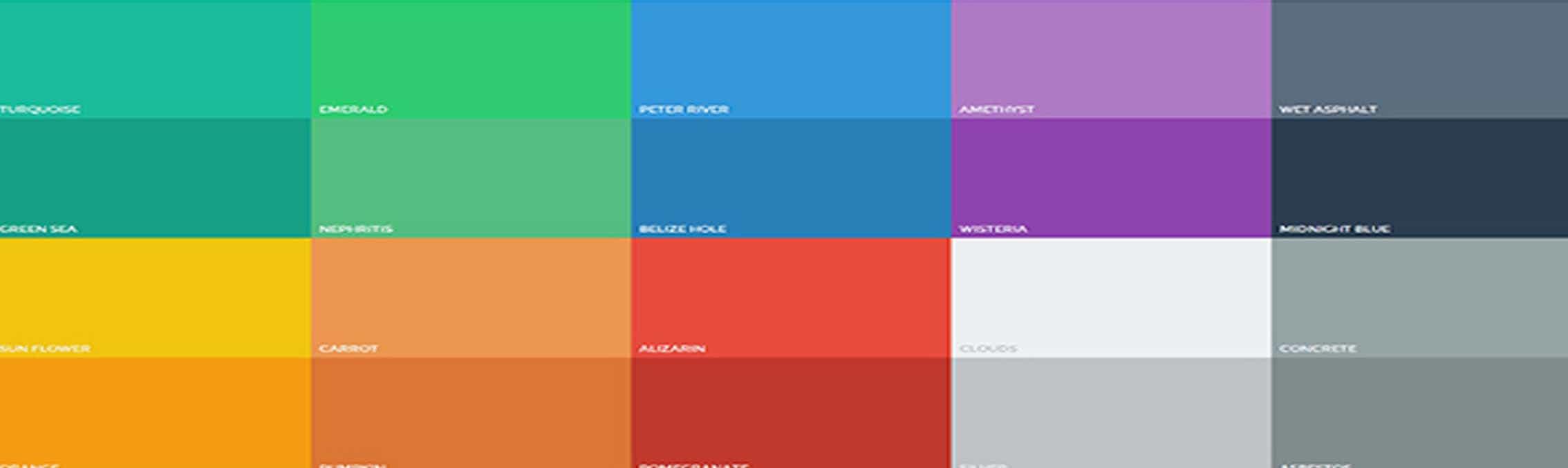 Элементы фирменного стиля Корпоративный цвет