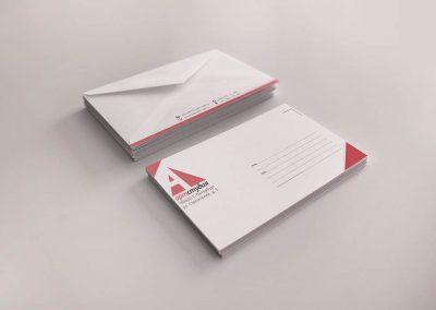 Шаблоны фирменного стиля_05 конверт