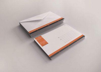 шаблоны фирменного стиля 04. конверты