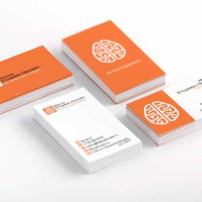 Шаблоны визиток психолога
