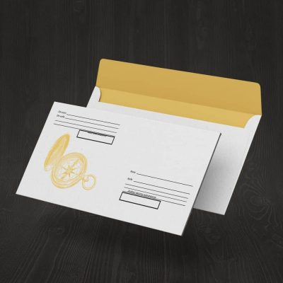 Шаблоны конвертов Word