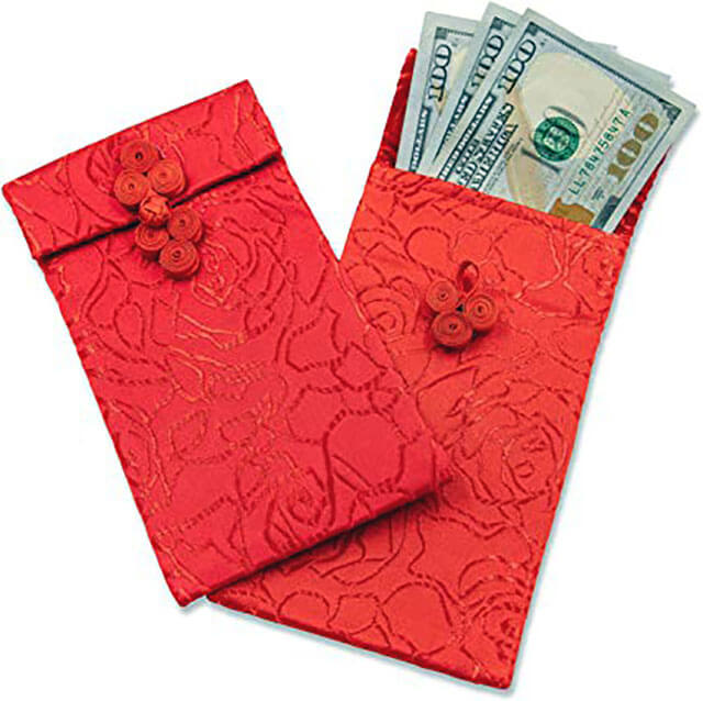 Китайский конверт для денег
